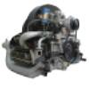 Komplettmotoren, Blöcke und Motorteile