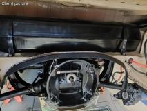 Motorendichtung (Rückseite) A-Qualität