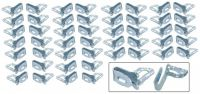 Trim panel clips (50 pieces)