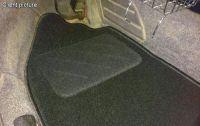 Fußmattenset schwarz
