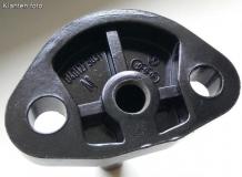Kraftstoffpumpenflansch