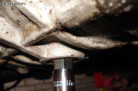Öleinfüllmutterschlüssel für Getriebe