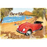 VW Beetle - Ready for the Beach
