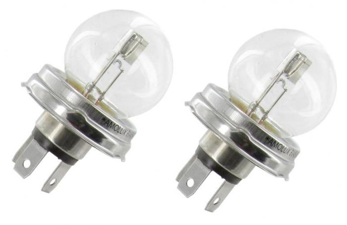 Scheinwerferglühbirne duplo 12V 40/45W (Paar)