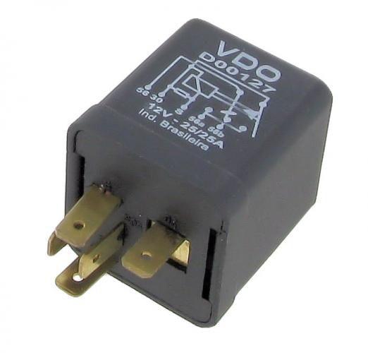 scheinwerfer relais 12 volt 5 pin vw k fer ersatzteile. Black Bedroom Furniture Sets. Home Design Ideas
