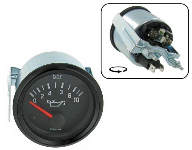 Öldruckanzeige (VDO) ø 52mm