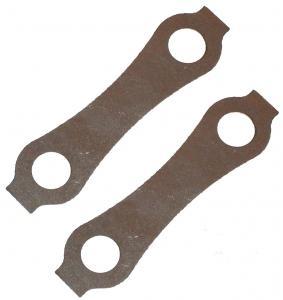 Bremssattelsicherungsplatte (2 Stück)