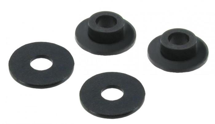 Gummiringe für Aufstellfenster hinten (4teilig)