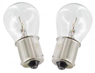Glühlampe klar 12V 21W (Paar)
