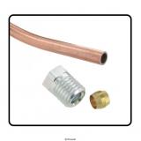 Kraftstoffleitung (Kraftstoffpumpe -> Vergaser)