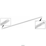 Trittbrett Zierleisten  Aluminium (Paar)