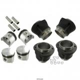 Kolben & Zylinder-Set 1585ccm (1600) Gegossen