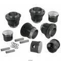 Zylinder- und Kolbensatz mit großer Bohrung 1385 ccm (1200 Slip-in)