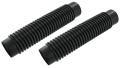 Heizungsschlauch schwarz (Kunststoff) Paar