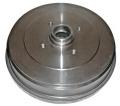 Brake drum front (4 x 100 mm) (each)