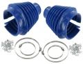 Antriebsachsenmanschetten Copolymer blau (Paar)