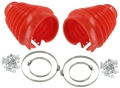 Antriebsachsenmanschetten Copolymer rot (Paar)