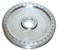 Standard Aluminiumriemenscheibe