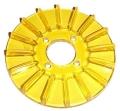Lichtmaschinendeckel gelb