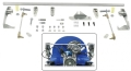 Carburetor cross-bar linkage Weber ICT