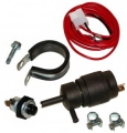 Electric window washer kit exlcuded tank 12 Volt