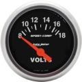 Voltmeter 52 mm
