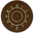 Uhrscheibe (Aufkleber)