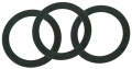 Flywheel shims 0.38 mm (3 pieces)