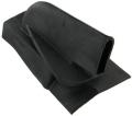 Handbremsenverkleidung schwarz