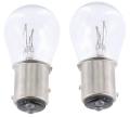 2 Faden Glühbirne 12 Volt 21/5 Watt (Paar)