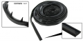 Trunk lid rubber A-Quality