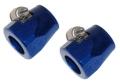 Econ-o-fit Schlauchschellen blau (Paar)